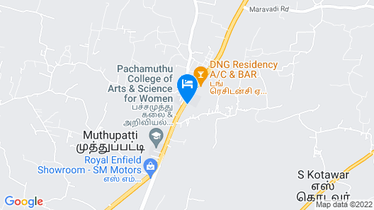Kanish Home Stay Map