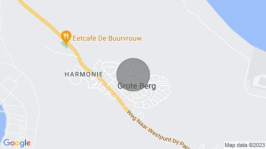 Villa Grote Berg 4 p Pool side Map