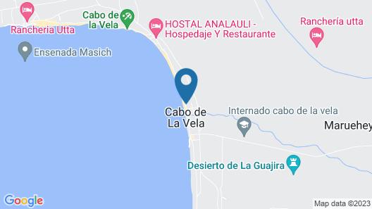 Pargo Dorado Map