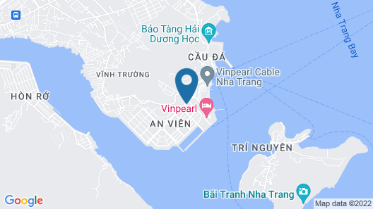 Crown Nguyen Hoang Hotel Map