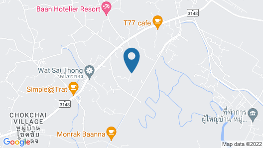 Big House Resort Map