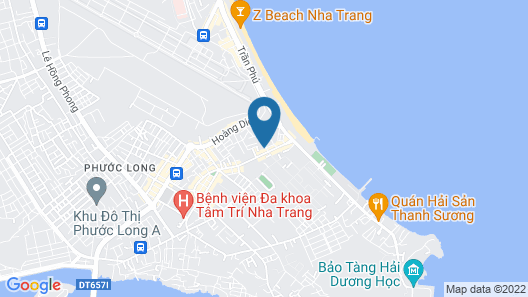 OYO 530 Duy Nhat Hotel Map