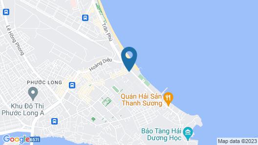 Vanda Hotel Nha Trang Map