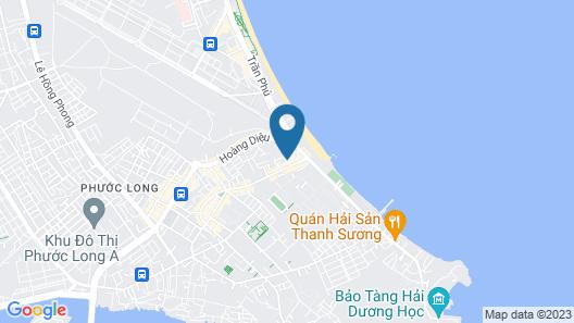 Moon House Nha Trang Map