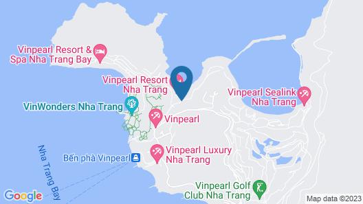 Vinpearl Resort Nha Trang Map