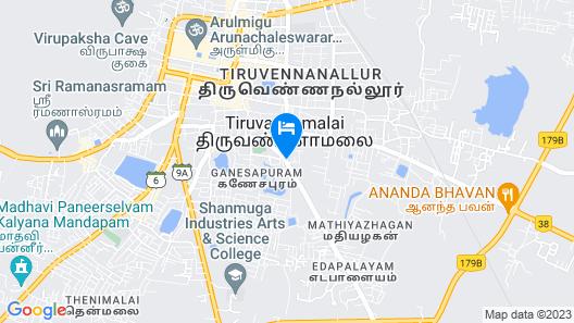 Sai Murugan Lodge Map