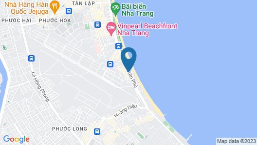 Melissa Hotel Map