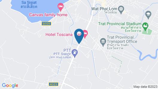 Yotin Guest House Map