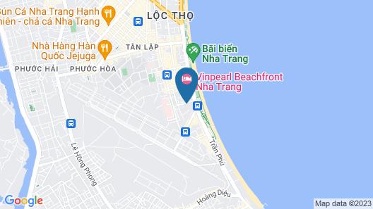 Nguyen Kim - Nha Trang Map