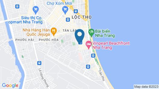 Edele Hotel Map