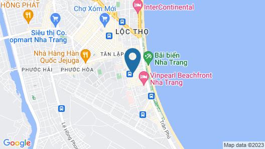 CR Hotel Map