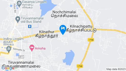 Siva Sakthi Hotel A Unit Of Ammayi Hotel Map