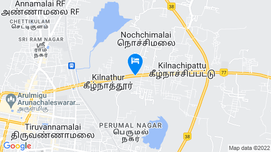 SIVA SAKTHI HOTEL Map