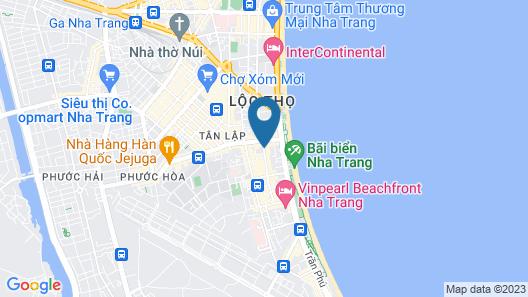 ibis Styles Nha Trang Map