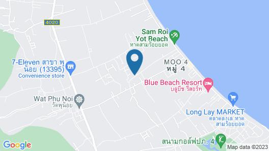 Long Beach Inn Map