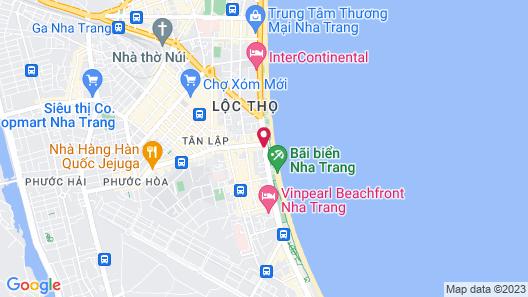 Novotel Nha Trang Map