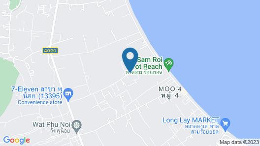 Talay Tara Resort Map