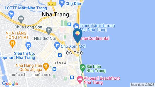 InterContinental Nha Trang, an IHG Hotel Map
