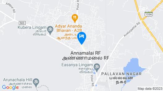 Hotel Himalayaa Map