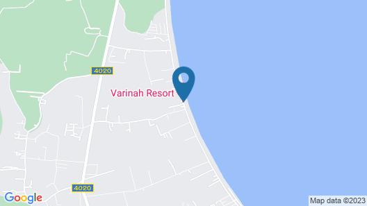 Varinah Resort Map