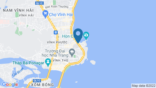 Ta'or Seaview Homestay Map