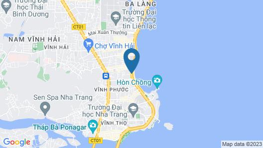 HoliA Nha Trang Map