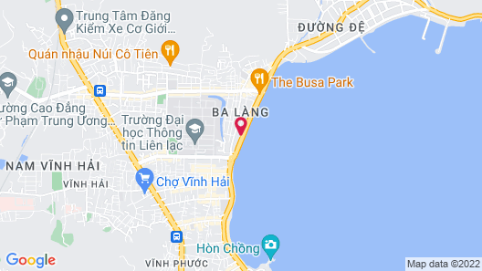 Boton Blue Hotel & Spa Map