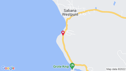 Marazul Dive resort Map
