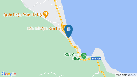 Wild Beach Resort & Spa Map