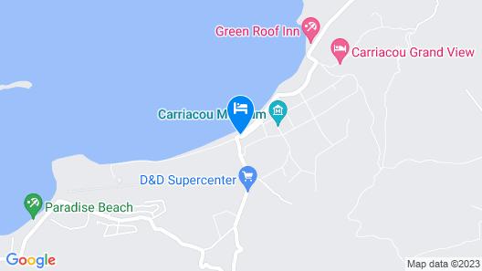 Mermaid Beach Hotel Map