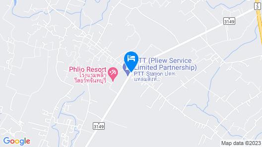 Farmsook Na Phliu Resort Map
