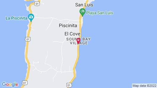 Decameron San Luis - All Inclusive Map