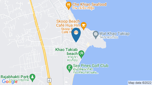First Choice Suites by the Sea Map