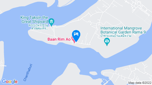 Baan Rim Ao Map