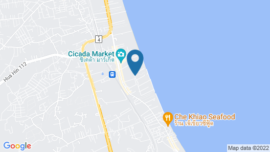 Chom View Hotel Map