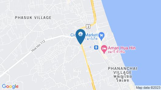 OYO 908 Sabai Place Map