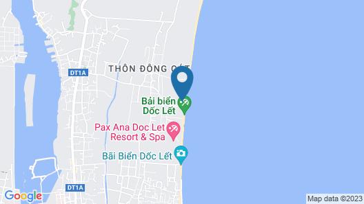 TTC Resort Doc Let Map