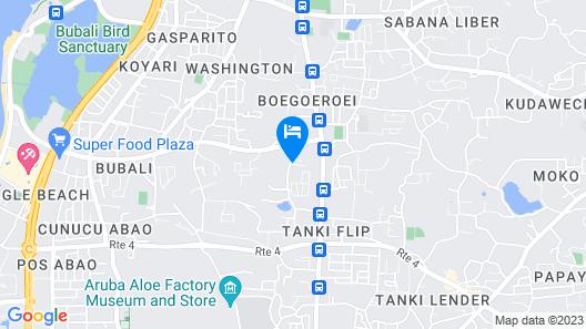 Ayo Villa Map