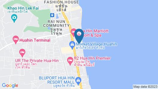 Baan Bayan Beach Hotel Map