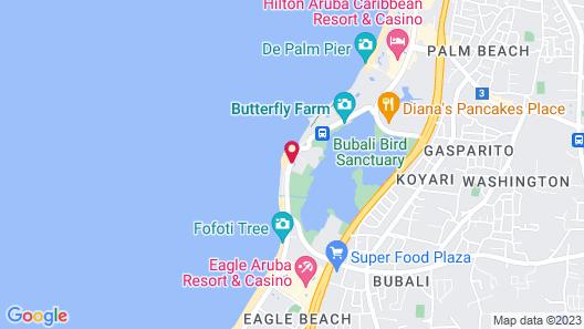 Blue Residences Map
