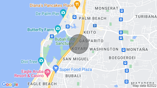 NEW ! La Casa più Bella, Suitable for 24 Persons Map