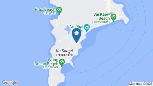 Avatara Resort Map