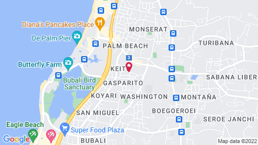 Brisas Studio Apartments - Adults Only Map
