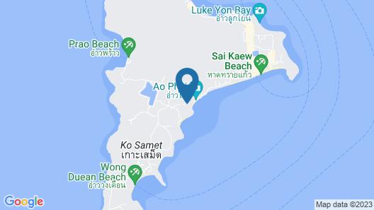 Samed Villa Resort Map