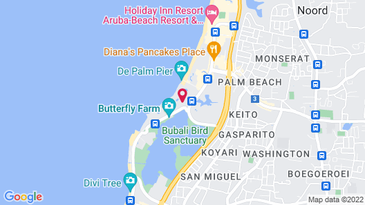 Riu Palace Antillas All Inclusive - Adult Only Map