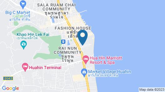 Laksasubha Hua Hin Map