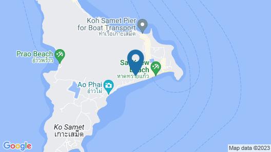 Baan Pha Nin Mung Korn Map