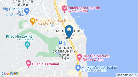 51 Fashion Hotel Map