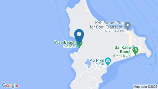Lima Coco Resort Map