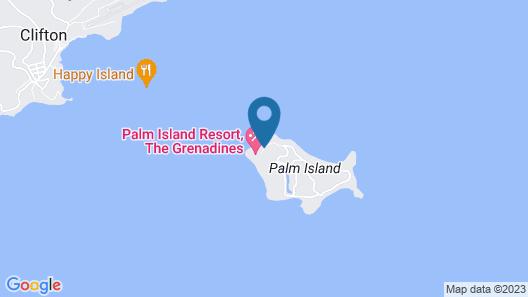 Palm Island Resort All Inclusive Map